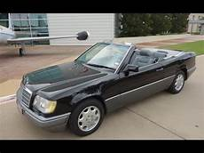 1993 our gorgeous mercedes w124 320ce sportline cabrio convertible finest uk exle