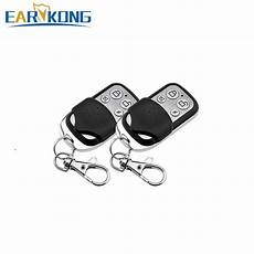 Earykong 433mhz Wireless Remote Controller With by Aliexpress Buy 2 Pieces Of 433mhz Wireless Remote