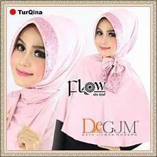 Jilbab Instan Terbaru Cantik Modis Modern Turqina By Flow