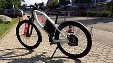 klever mobility model x s pedelec test eurobike 2016