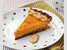 diabetic  low fat pumpkin pie image