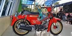 Honda C70 Modif Touring by Modifikasi Honda Prima Jadi C70 Keren Dan Modis