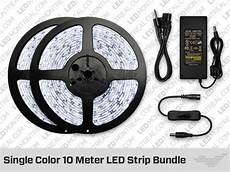 led strips 10 m single color 10 meter led strip bundle led montreal