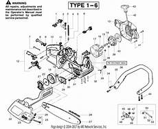 Poulan 2150 Pr Gas Chain Saw Parts Diagram For Starter