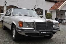 Mercedes 280 Se W 116 Classic Sterne