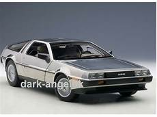 delorean dmc 12 kaufen autoart 79911 delorean dmc 12 satin finish 1 18 neu ovp ebay
