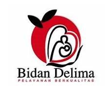 Haniko Kirei Makna Logo Bidan Delima