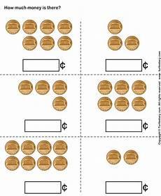 money worksheets in kindergarten 2187 counting pennies up to ten worksheet turtle diary