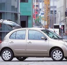 Gebrauchtwagen Nissan Micra - frauenheld mit kleinen fehlern gebrauchtwagen check
