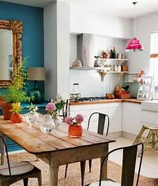 cuisine vintage moderne d 233 co cuisine le style r 233 tro et vintage c 244 t 233 maison