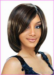 cute bob haircuts for black girls star styles