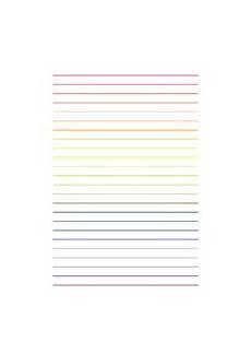 Kinder Malvorlagen Linienpapier Linienblatt Zum Ausdrucken