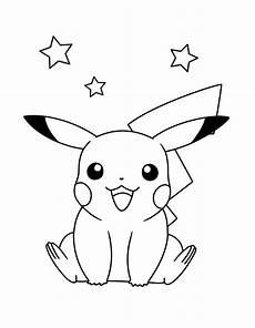 pikachu ausmalbild ausmalbilder ausmalbilder zum