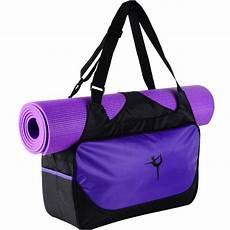 2017 multifunctional yoga backpack shoulder waterproof clothes yoga bag gym mat sport bag yoga