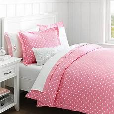Pink And White Duvet Covers by Dottie Duvet Cover Sham Bright Pink Pbteen