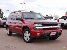 2003 Chevrolet TrailBlazer EXT LT 4x4 In Majestic Red