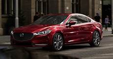 2018 Mazda6 Re Engineered Refined Myautoworld