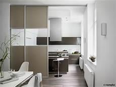 küche mit schiebetür schiebet 252 ren raumteiler schreiner straub