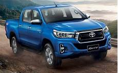 2018 toyota hilux facelift gets new tacoma style