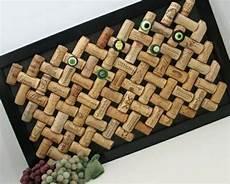 Basteln Mit Korkplatten - basteln mit korken 55 coole dekoartikel und m 246 bel