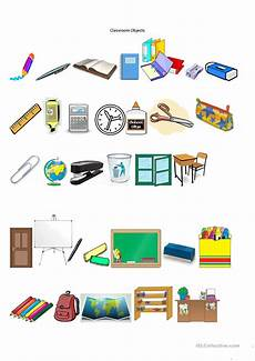 worksheets classroom objects 18220 classroom objects picture dictionary worksheet free esl printable worksheets made by teachers