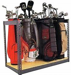 Garage Storage Ideas For Golf Clubs by Golf Club Storage Space House Ideas