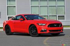 2015 ford mustang gt coupe review car reviews auto123
