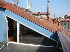 tetto terrazzo terrazzo sul tetto spiovente