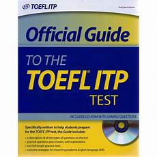 toeic note max official guide to the toefl itp test