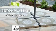 diy betonplatten einfach schnell versch 246 nern how to