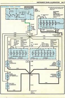 85 el camino wiring diagram interior lights don t work el camino central forum chevrolet el camino forums