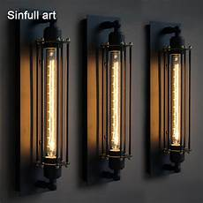industrial edison wall l american style wall light bedroom vintage sconce indoor retro