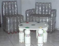 c 243 mo hacer una mesa con botellas de pl 225 stico