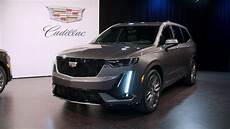cadillac escalade 2020 auto show 2020 cadillac xt6 gets unwrapped before the detroit auto