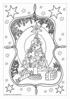 Weihnachtsbaum Ausmalbild Pdf Ausmalbilder Zu Weihnachten Hol Dir 5 Kostenlose Bilder