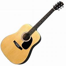 Squier Sa 100 Acoustic Guitar Starter Pack 717669169411 Ebay