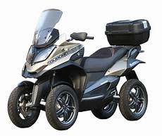Nouveaut 233 2013 Scooter 4 Roues Quadro Parkour 350