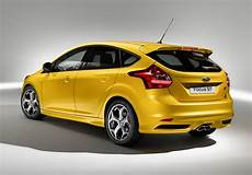 Ford Reveals Production 2012 Focus St Shows Only