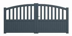 portail aluminium adelaide 3m battants hauteur 1 2