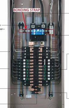 Electrical Configuring A On Neutral Breaker Panel