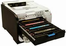 hp laserjet pro 400 color m451dn for high volume printing