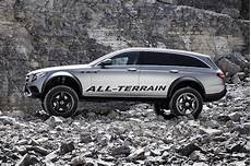 mercedes e class all terrain 4x4 squared takes wagon