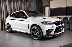 bmw x6 m by 3d design brings some extra bling in the middle east carscoops
