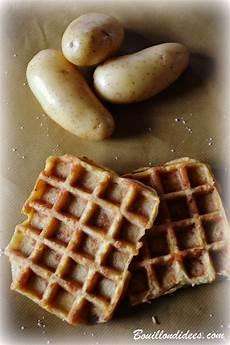 Gaufres De Pommes De Terre Sans Glo Gluten Lait œuf