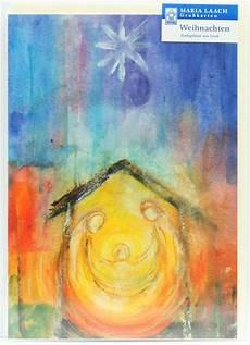 weihnachtskarte krippe h 246 cker