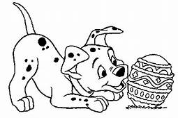 Free Disney Easter Coloring Pages At GetDrawingscom