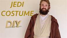 how to make a jedi costume youtube