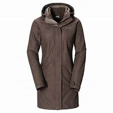 wolfskin damen mantel iceguard black l 1201222