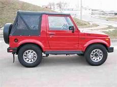 how to learn about cars 1990 suzuki sidekick seat position control sell new 1990 suzuki samurai 4x4 suv rust free restored high performance engine in marshalltown