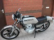 Honda Cb250 Superdream Cafe Racer